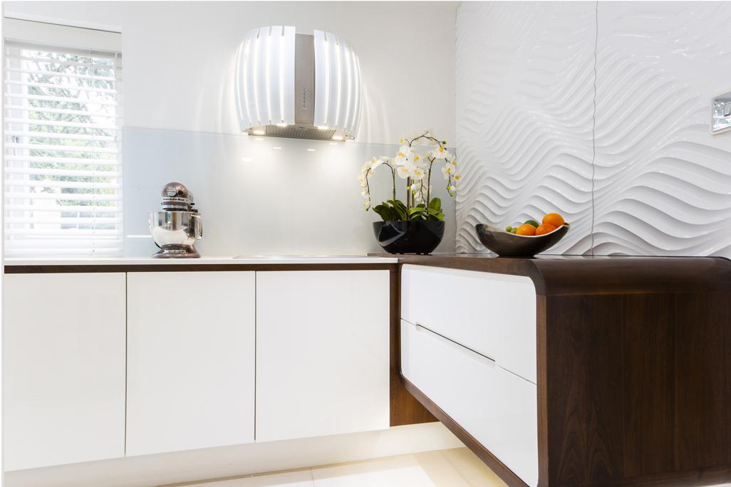Bespoke handmade modern kitchen