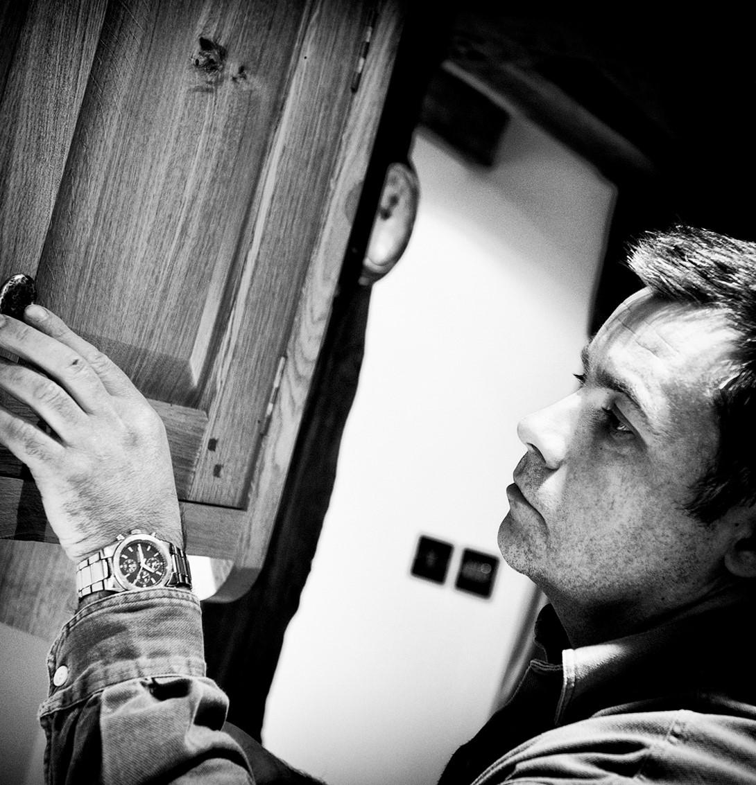 Bruno Boulay bespoke joinery